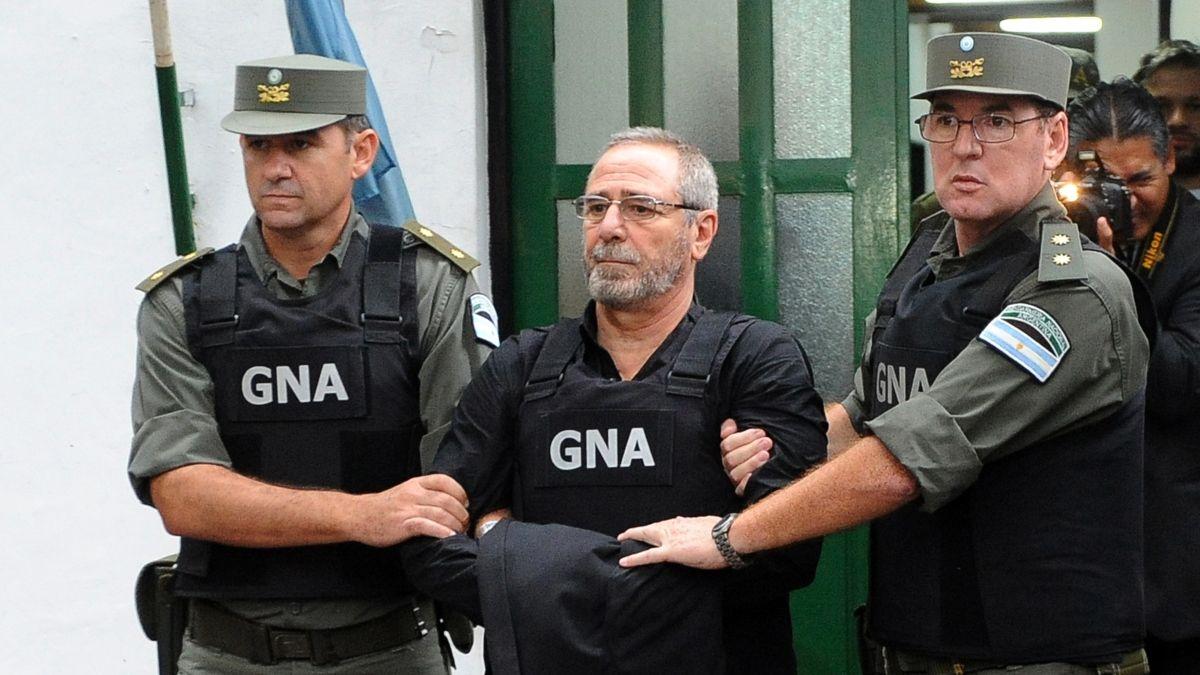 El Gobierno pidió prisión domiciliaria para Ricardo Jaime por integrar un grupo de riesgo.