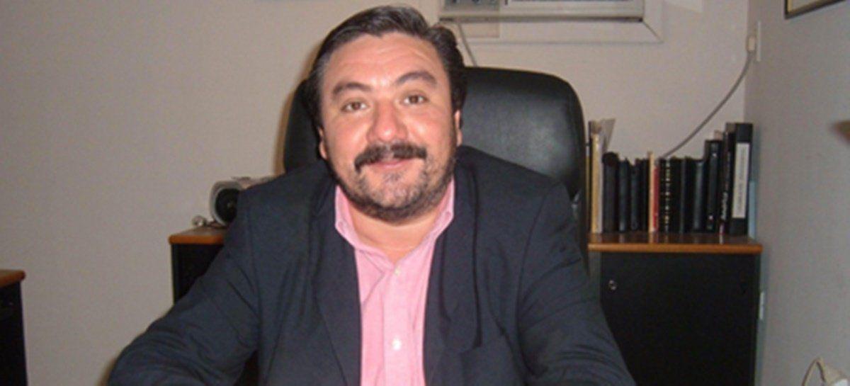 El entonces intendente de Vera, Raúl Seco Encina, fue baleado en el pecho tras brindar una entrevista en televisión