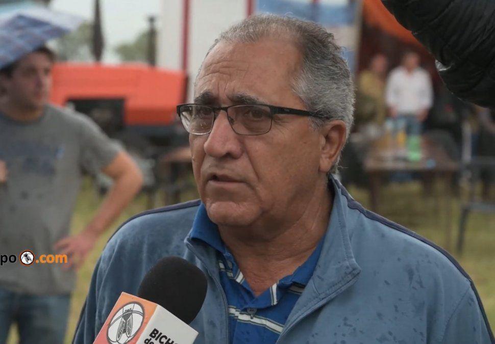 Palabra de productor: con este nivel de precios ya deberíamos tener retenciones 0, afirma el chaqueño Carlos Álvarez