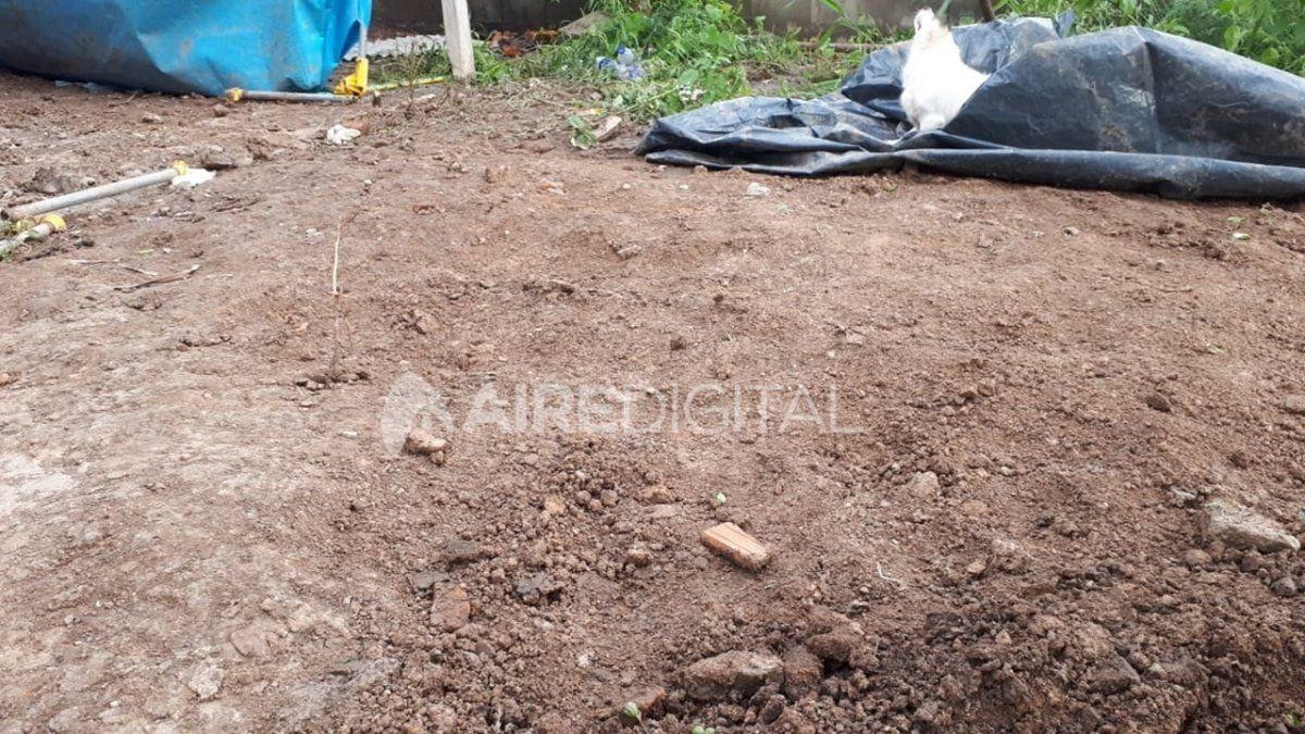 En enero del 2019, la Policía realizó excavaciones en el domicilio donde vivía el niño pero su resultado fue negativo.