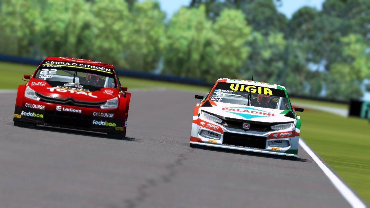 El Zonda-Eduardo Copello será el circuito donde se definirá el campeonato virtual del Súper TC 2000