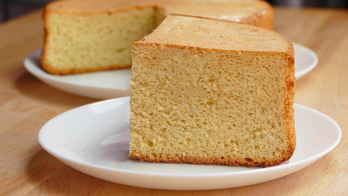 Cómo hacer la torta 1 2 3 4, una receta para la merienda   Receta