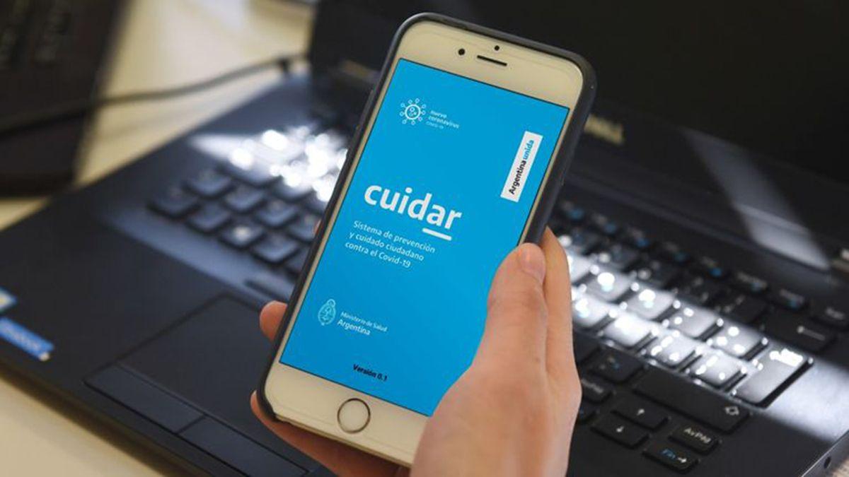CuidAR seencuentra disponible para iOS y Android y para registrarse