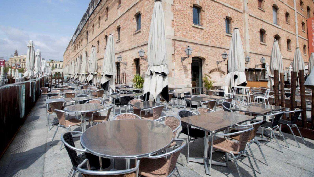 Italia reabrió bares y restaurantes desde el 18 de mayo.