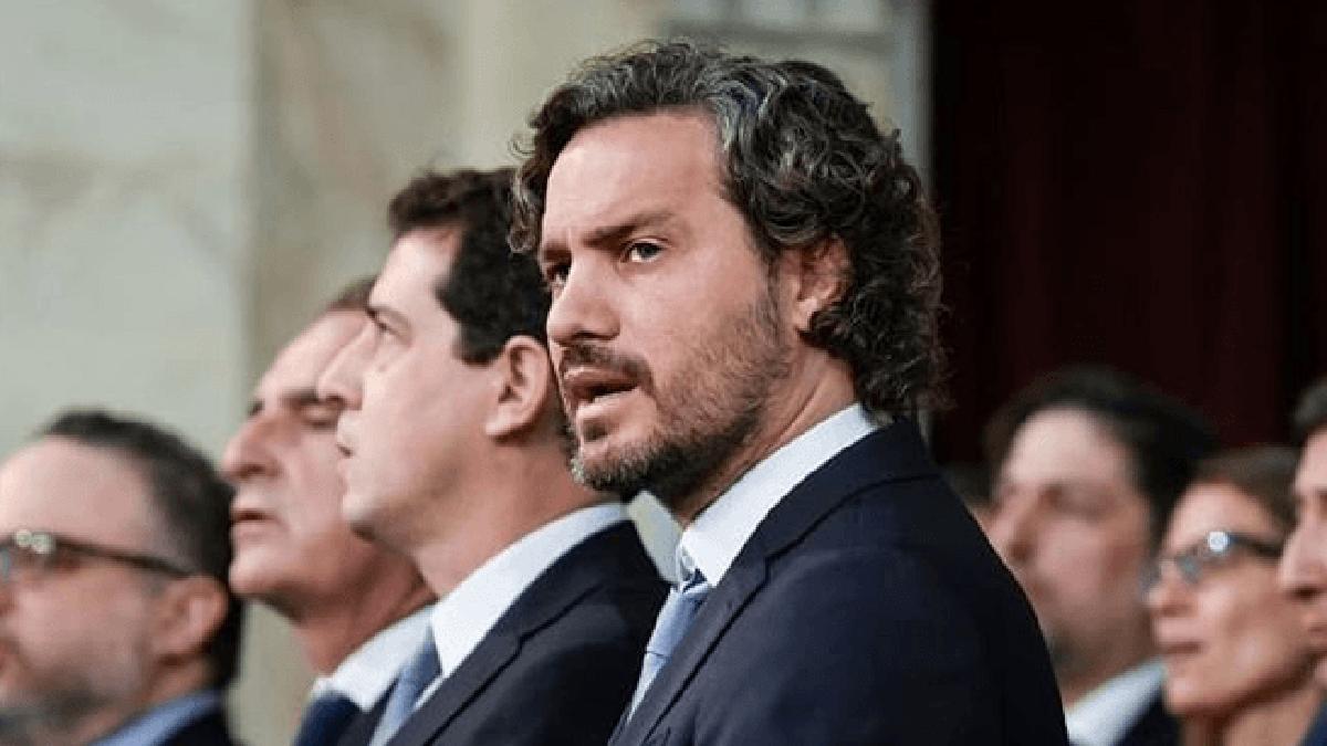 El jefe de Gabinete de Ministros