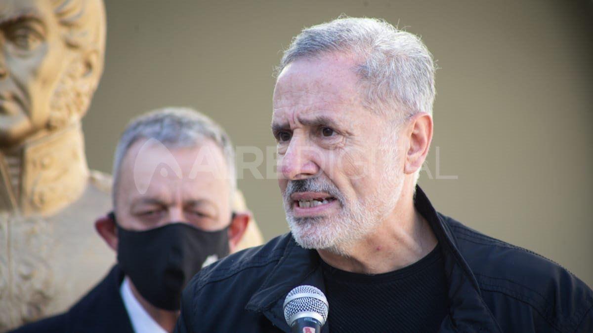El ministro Marcelo Sain sospecha que se cometieron irregularidades en la preservación del lugar del crimen y que no se hizo lo suficiente para determinar si existían otros delitos previos en la oficina donde murió Oldani.