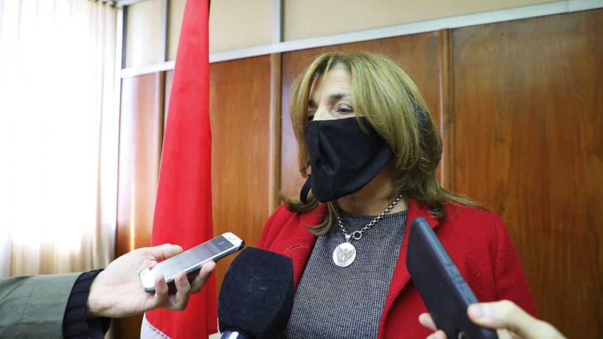 Silvina Frana: Estamos resolviendo deudas de la gestión anterior