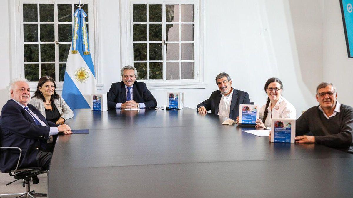 Fernández hablará a las 19 desde la residencia de Olivos.