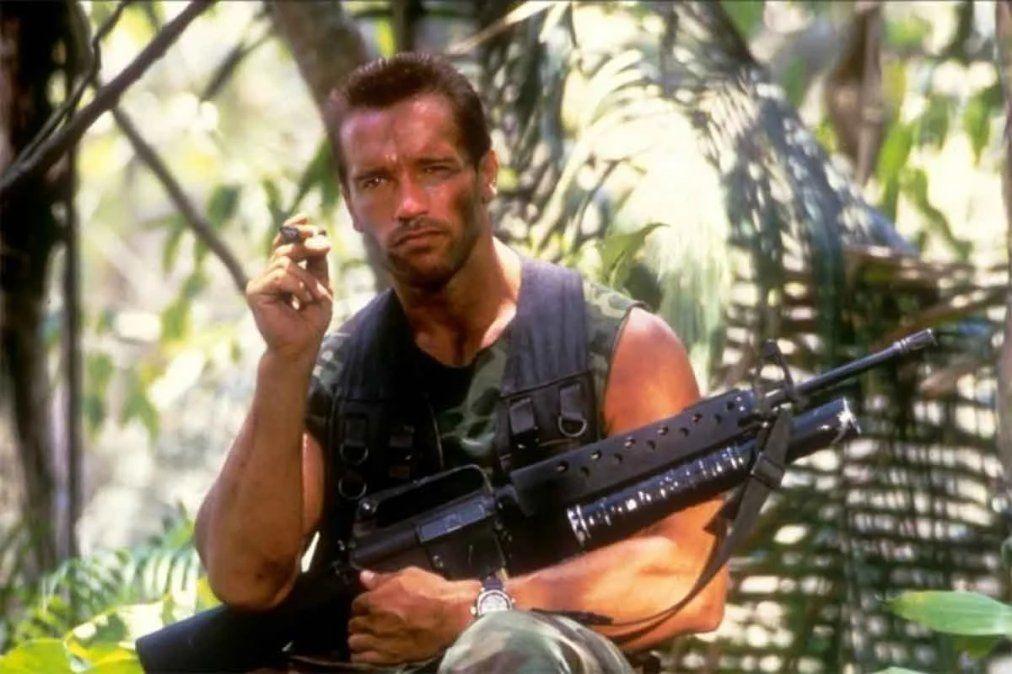 Arnold Schwarzenegger revive a Dutch en Predator luego de 30 años ...