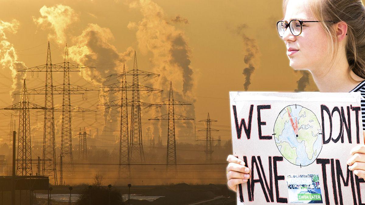 A pesar de la cuarentena (casi mundial) no se ha reducido el calentamiento global.