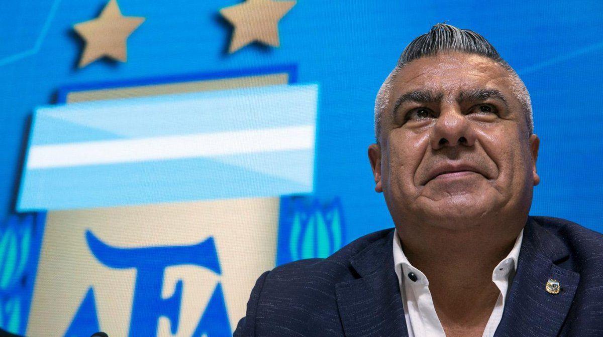 Chiqui Tapia fue reelecto como presidente de la Asociación del Fútbol Argentino hasta 2025.