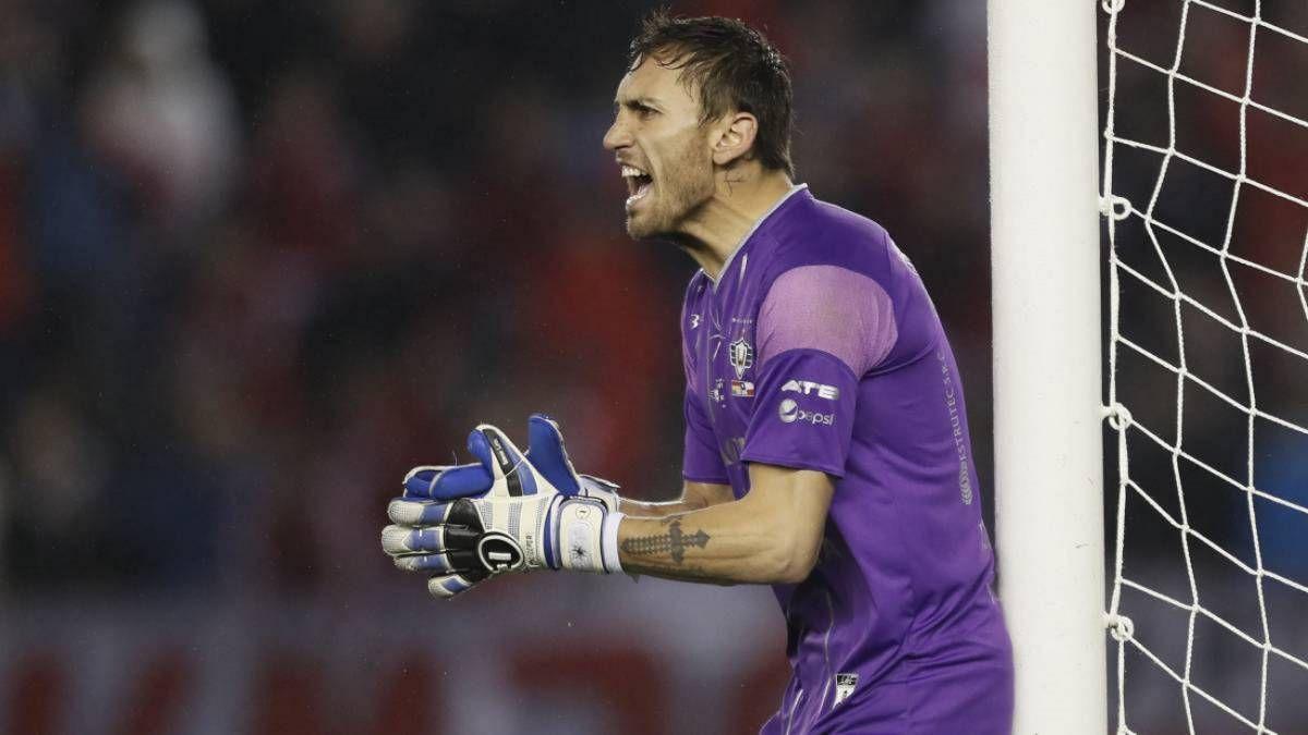 Raúl Olivares atajó la noche en que River marcó ocho goles y dejó boquiabierto al mundo del fútbol con su actuación.