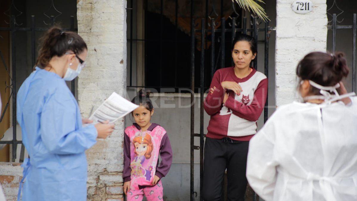 Cómo es el operativo para buscar coronavirus en Santa Fe, clave para definir cómo sigue la cuarentena