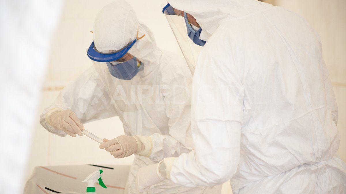 Dieron negativo las primeras muestras que tomaron en barrios populares para detectar coronavirus