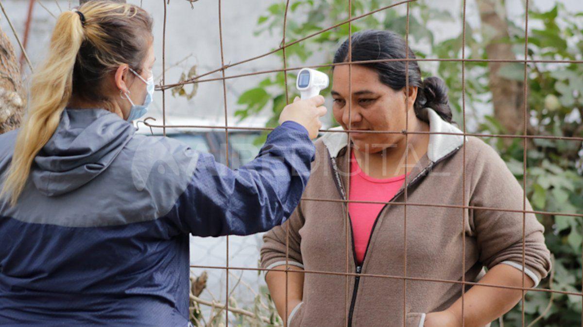 Con dos nuevos casos en Cayastá y otro en el sur, Santa Fe suma 288 contagios