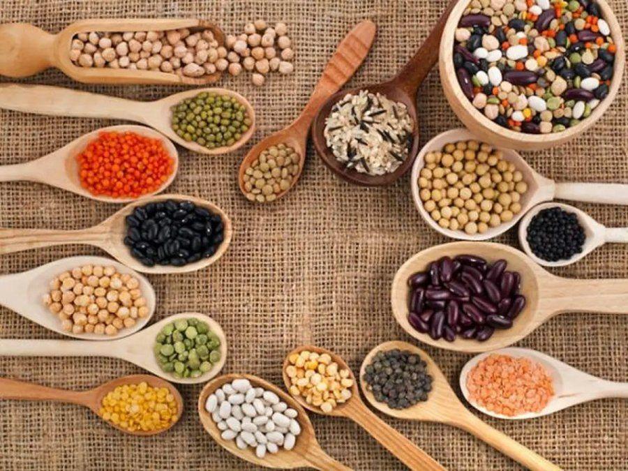 Semillas para incorporar proteína vegetal de manera aludable.