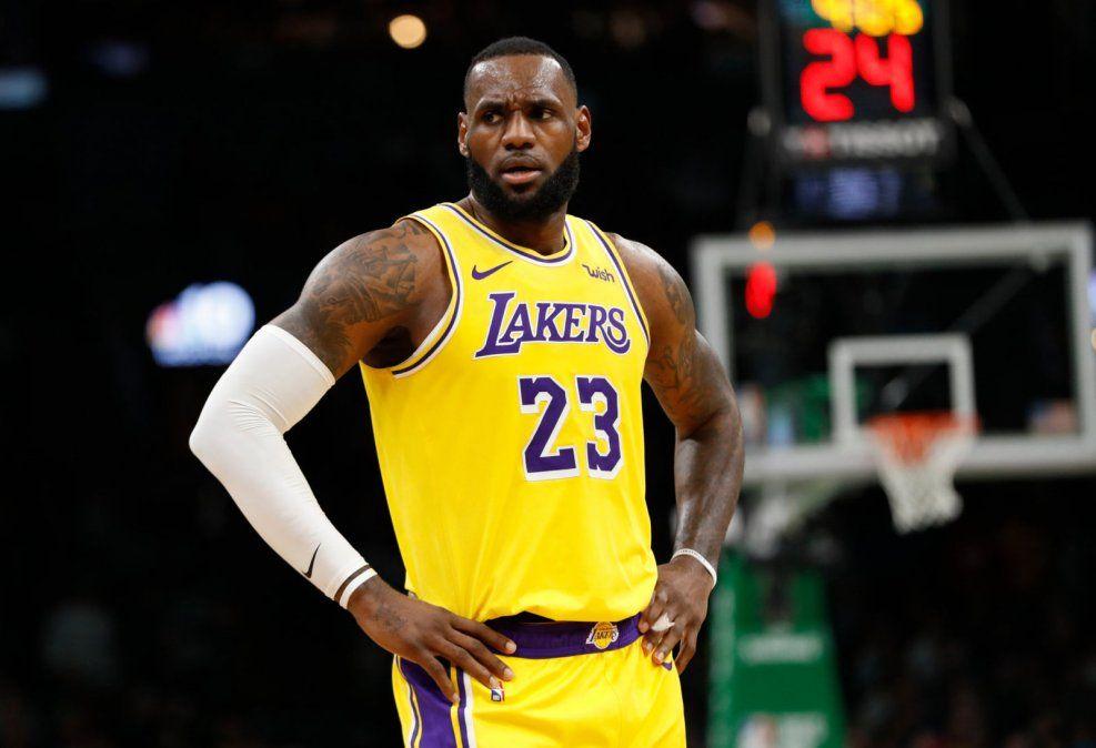 En medio de la incertidumbre sobre la anulación o no de la actual temporada de la NBA