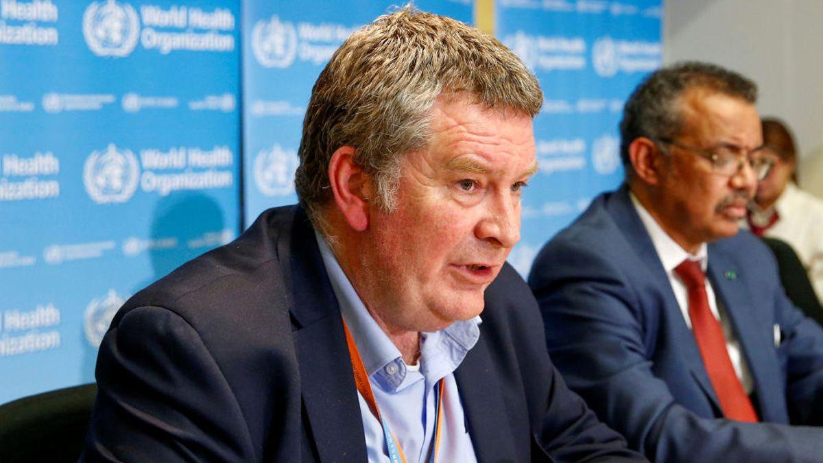El director del Programa de Emergencias Sanitarias de la Organización Mundial de la Salud (OMS)