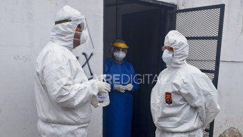Santa Fe descontó un caso de coronavirus porque se lo reasignó a Caba