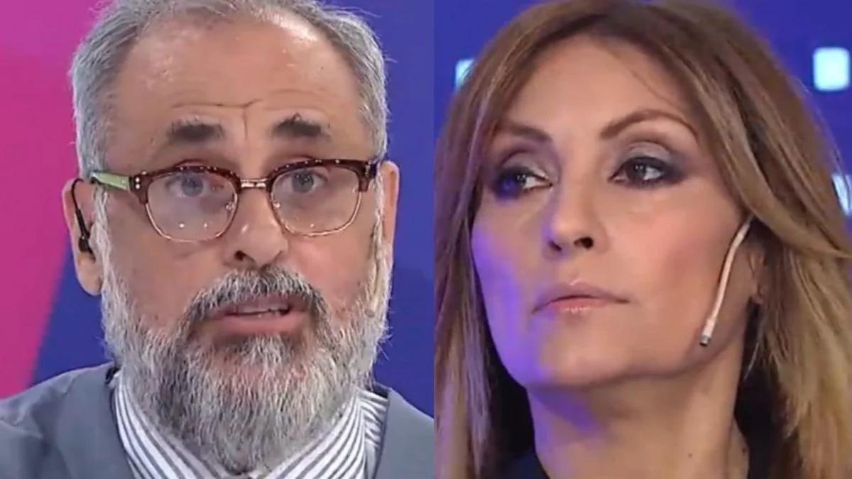 Rial y Marcela Tauro