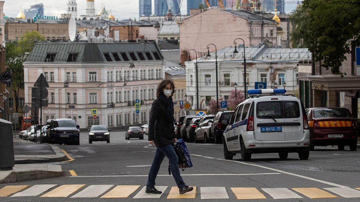 Rusia registra el segundo día con más muertos desde el inicio de la pandemia