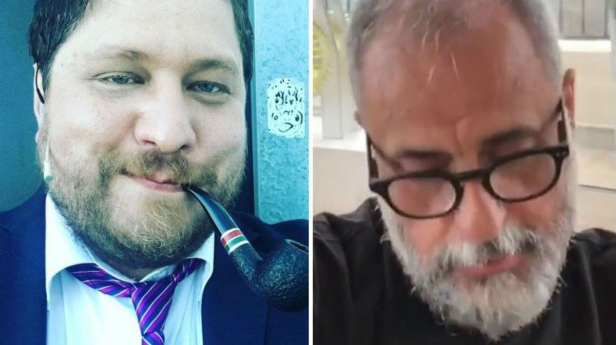 Jorge Rial vs Nicolás Wiñazki