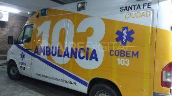 Dos integrantes del Cobem fueron baleados en medio de un enfrentamiento de dos hombres.