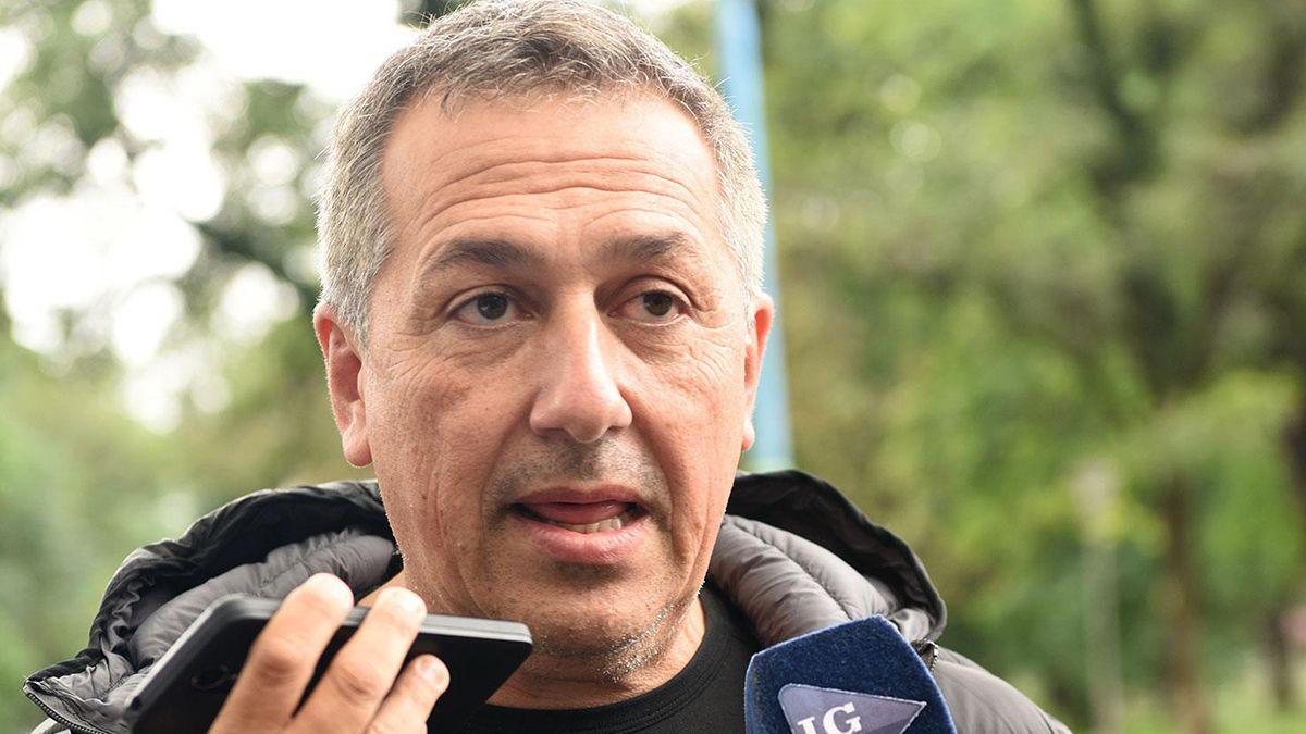 Al presidente de San Martín de Tucumán