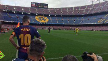 En España planean volver al fútbol sin público en las tribunas, pero con parlantes para ambientar