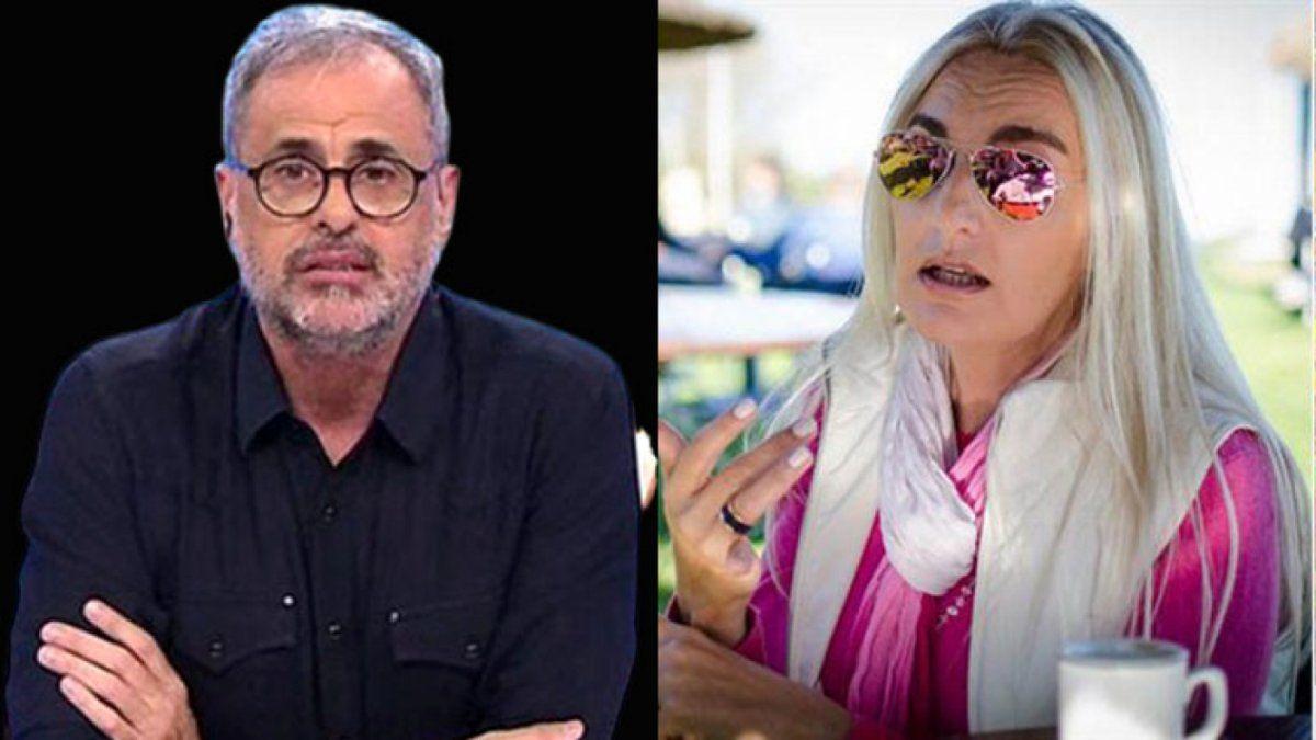 La inesperada declaración de Jorge Rial sobre su ex, Silvia D'Auro