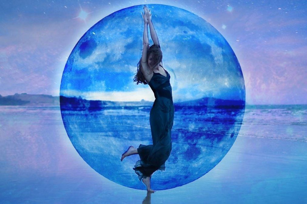 La Luna en Virgo traerá ganas de enamorarse a tres signos del zodiaco (Imagen ilustrativa)