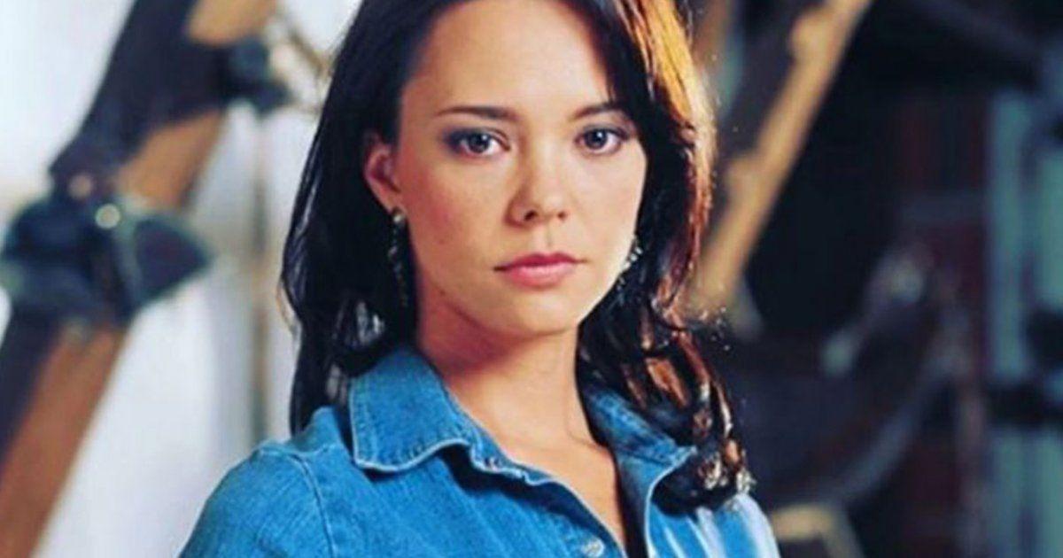 Natasha Klauss se puso en la piel de Sarita en Pasión de gavilanes.