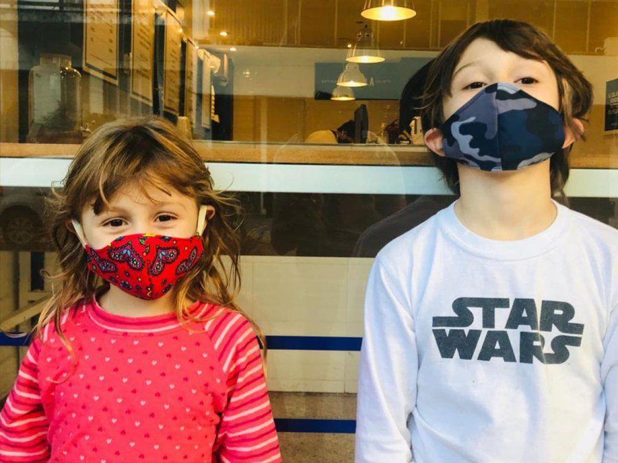Inés y Francisco se las ingenian para atravesar la pandemia por coronavirus haciendo lo que les gusta.