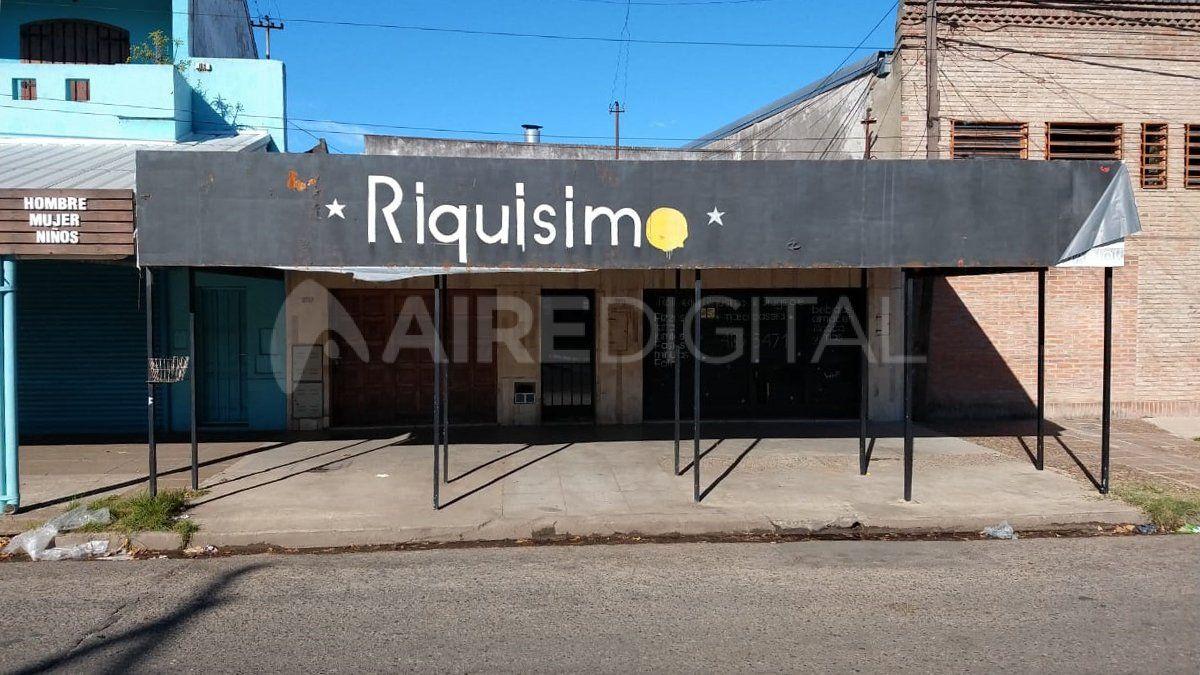 El robo ocurrió en una rotisería de Fray Cayetano Rodríguez al 3700 del barrio Barranquitas.