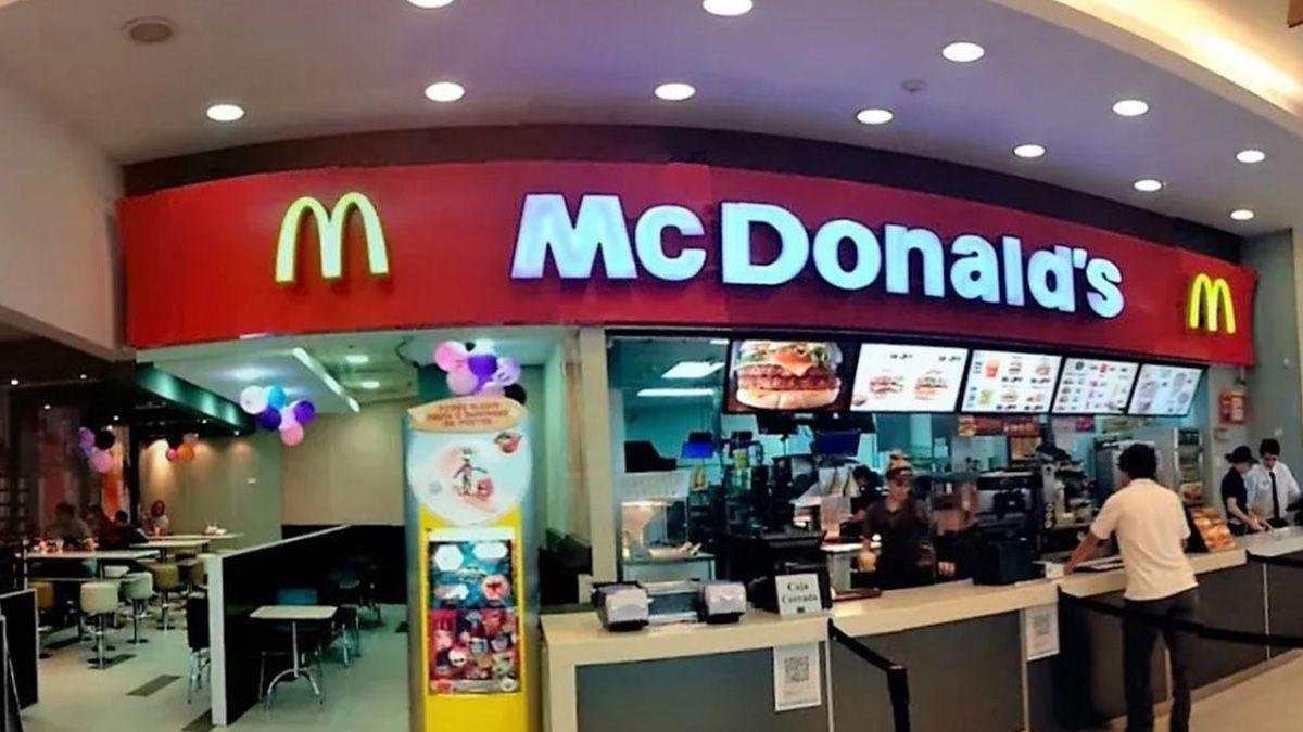McDonalds cerró tres locales emblemáticos en CABA, Rosario y Mar del Plata