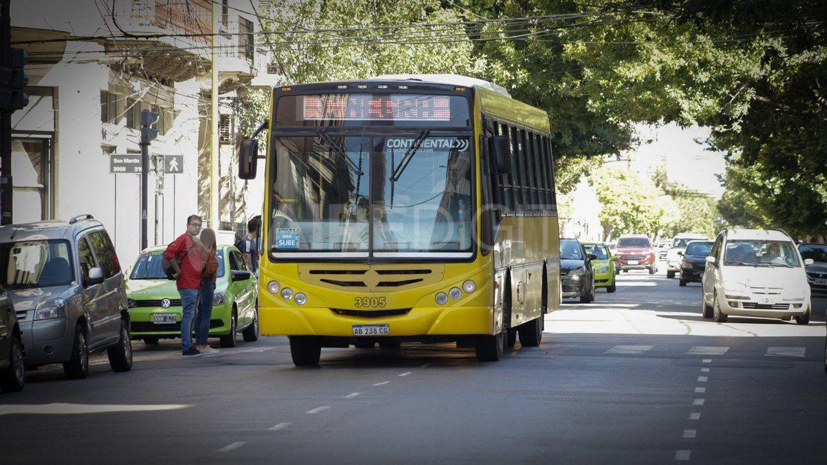 Los trabajadores de las firmas Autobuses Santa Fe