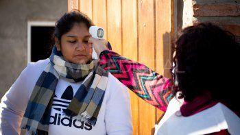 Coronavirus: realizaron más de 700 testeos en La Plata