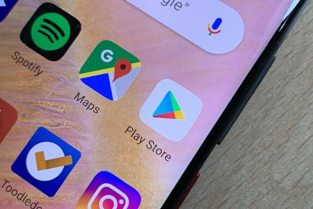 Google eliminó del Play Store una aplicación que borra apps chinas