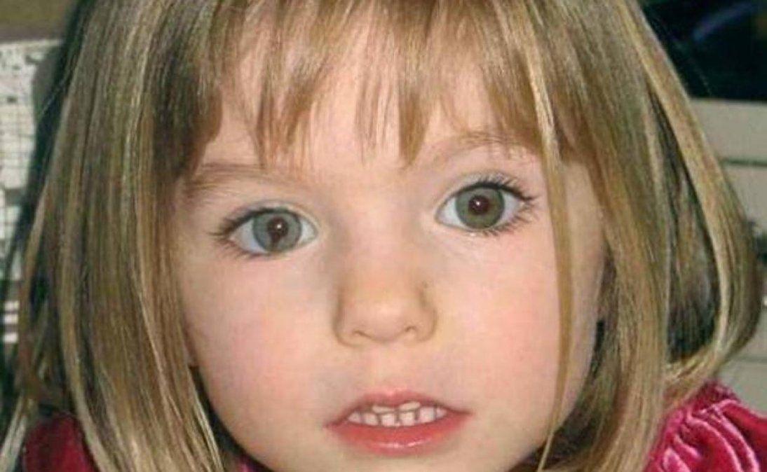 Encontraron un nuevo sospechoso de la desaparición de Madeleine McCann