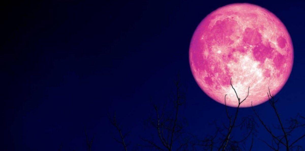 Luna de Fresa: ¿cómo afectará a cada signo del zodiaco? (Imagen ilustrativa)