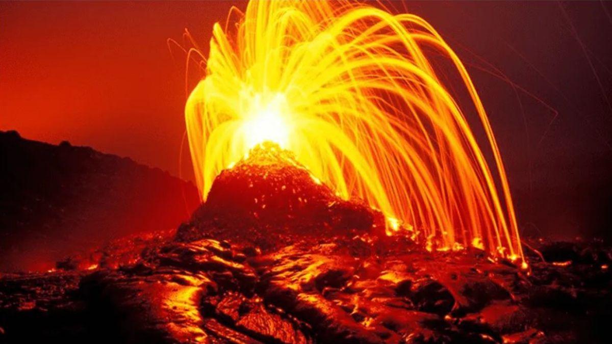 Alertan al mundo entero por una posible erupción volcánica global