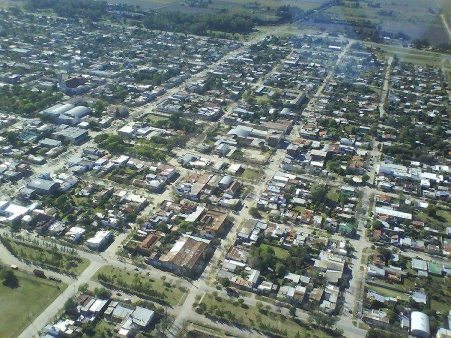La ciudad de Villa Ocampo fue el epicentro del brote de coronavirus que jaquea al norte de la provincia de Santa Fe.
