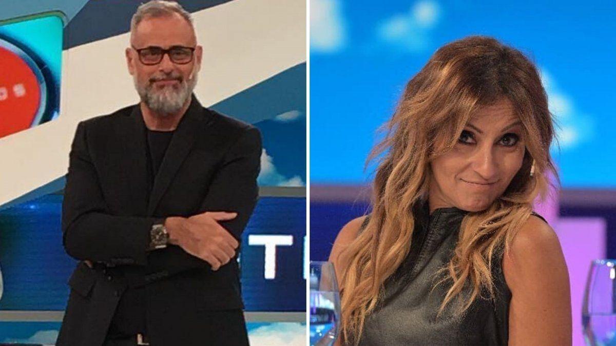 Jorge Rial vs Marcela Tauro