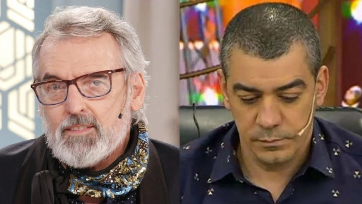 Benito Fernández cruzó a Walter Queijeiro