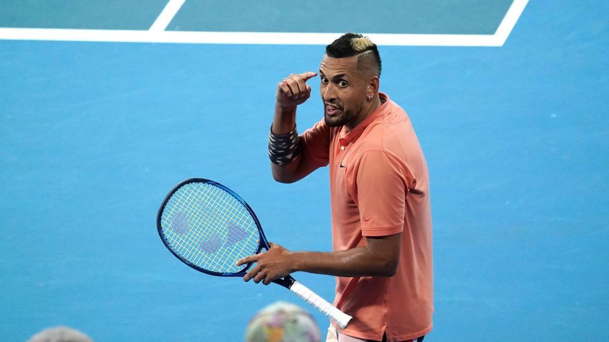Nick Kyrgios admitió haber jugado al tenis borracho ante Rafael Nadal