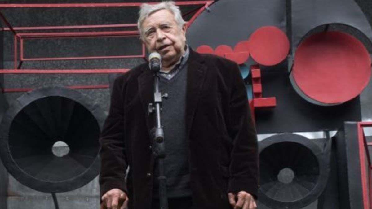 Manuel Felguérez nació en Zacatecas en diciembre de 1928 (Foto: Cuartoscuro)
