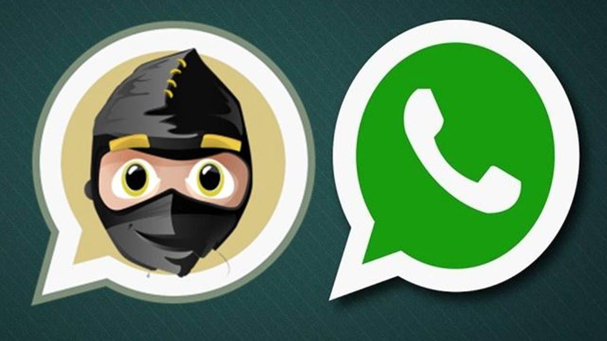 Ninja de WhatsApp