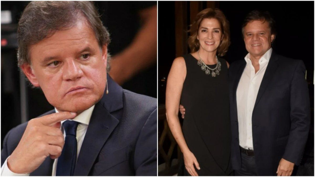 Enrique Sacco contó cómo fue el último día de Débora Pérez Volpin