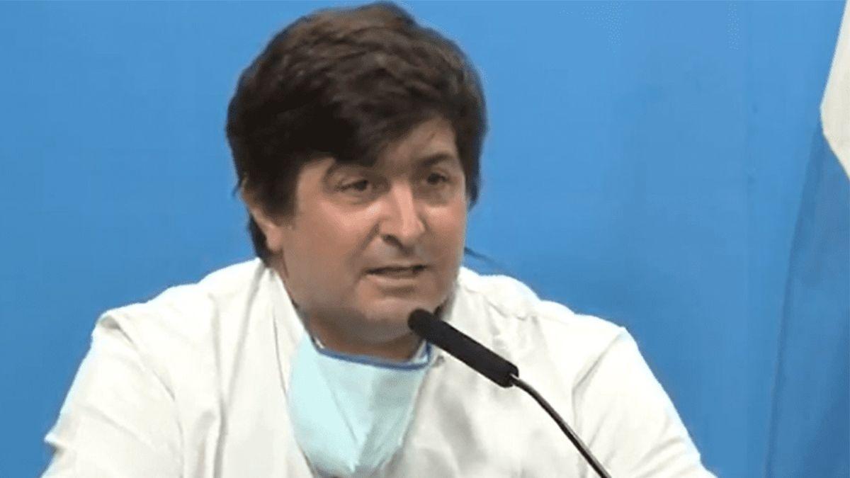 Delgado estará al frente de la intervención que plantea el gobierno nacional.
