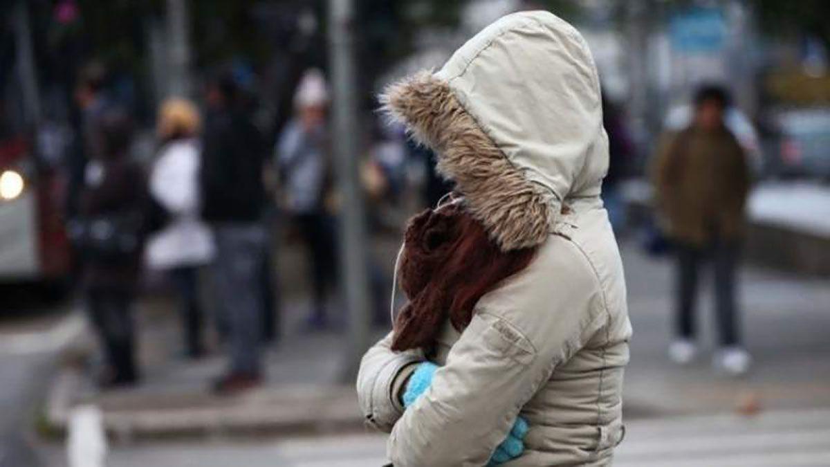 Rige un alerta por fuertes vientos en provincias como San Juan